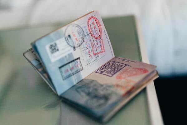 como llenar formulario para pasaporte