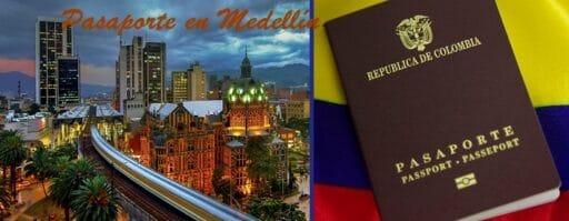 Pasaporte en Medellín