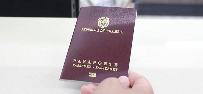 Procedimiento para solicitud cita pasaporte Medellín paso a paso