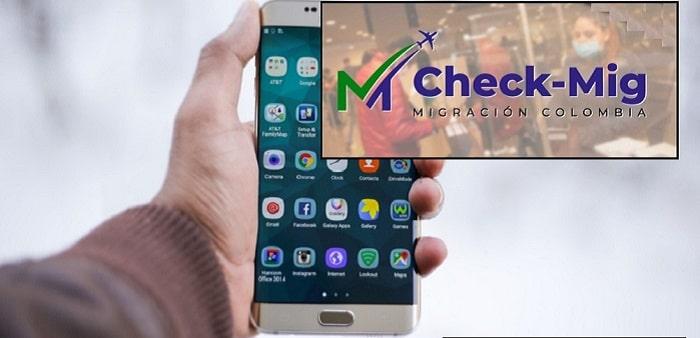 app Check-mig