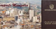 Pasaporte en Manizales