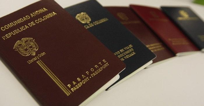 Solicitar un pasaporte