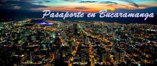 pasaporte en Bucaramanga