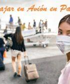 viajar en Avión en Pandemia