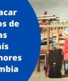 Como sacar permisos de salidas del país para menores en Colombia