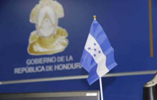 consulado del gobierno de honduras