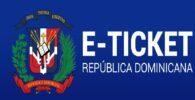 eticket de republica dominicana